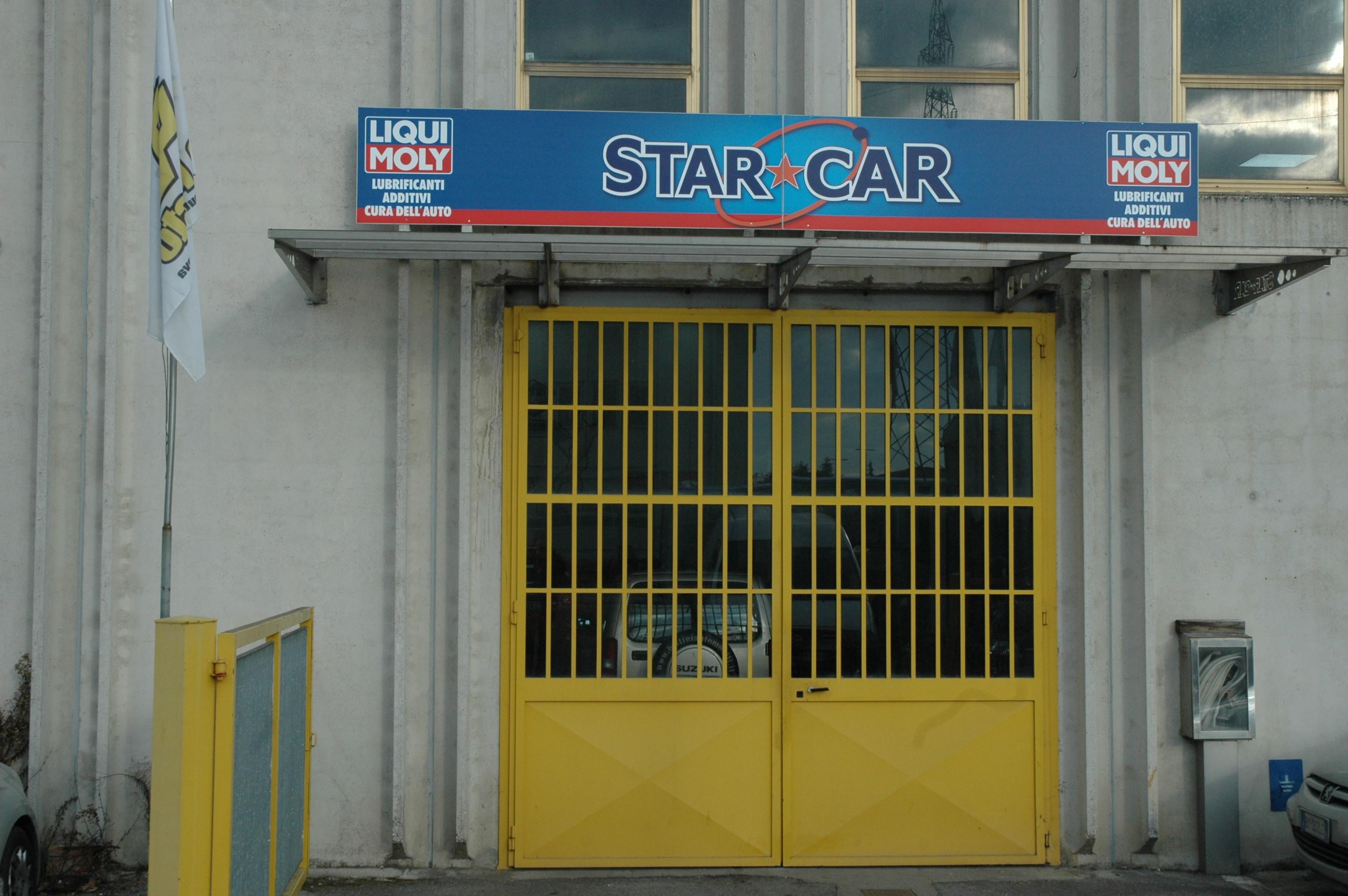 Esterno officina Star Car